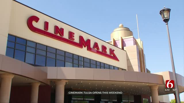Tulsa Cinemark Opens With Series Of Classics
