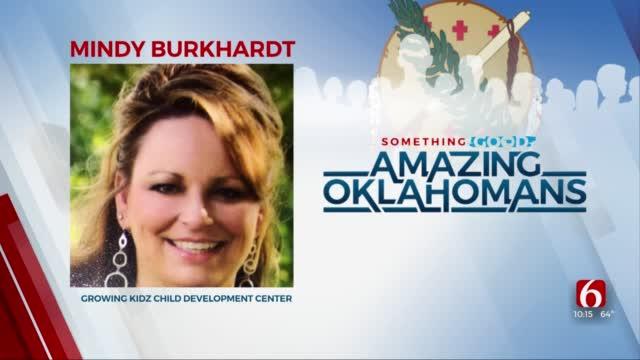 Amazing Oklahoman: Mindy Burkhardt