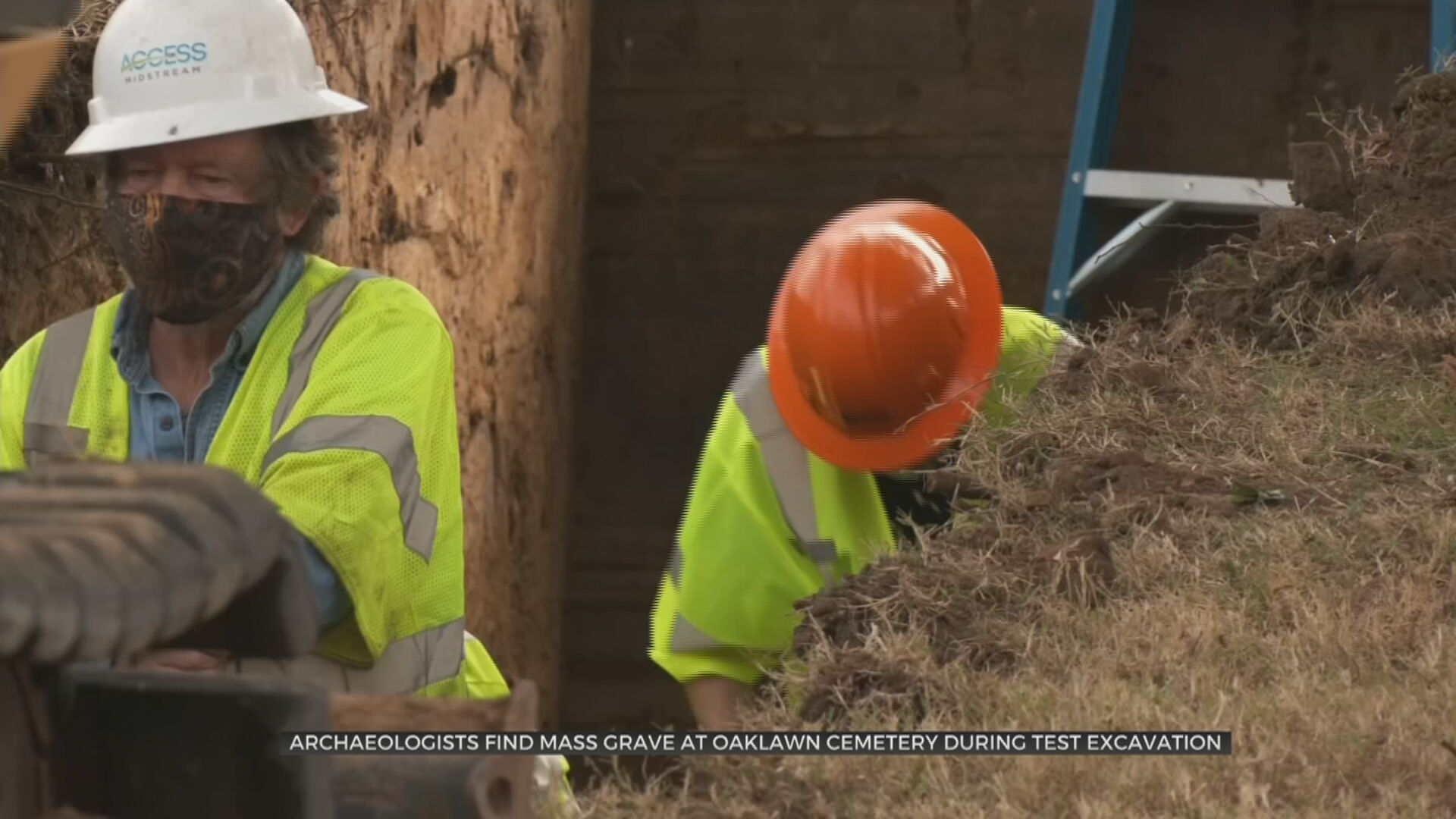 Crews Find Human Remains From At Least 10 Individuals In Test Excavation