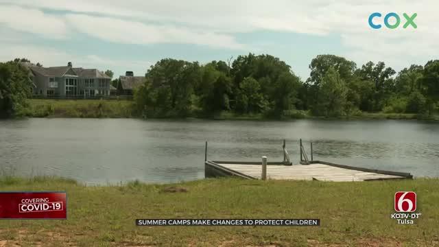 Oklahoma Summer Camp Makes Adjustments For COVID-19 Pandemic