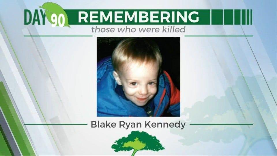 168 Day Campaign: Blake Ryan Kennedy