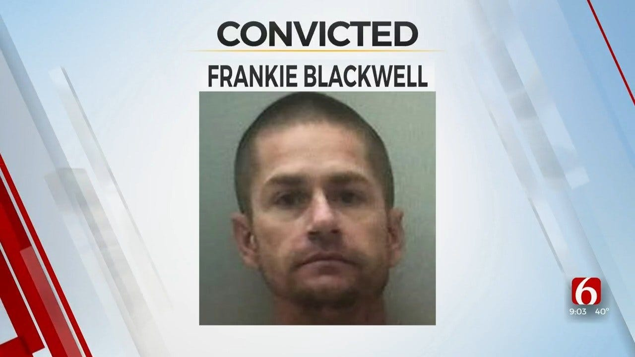 Mayes Co. Man Found Guilty Of Murdering Grandmother