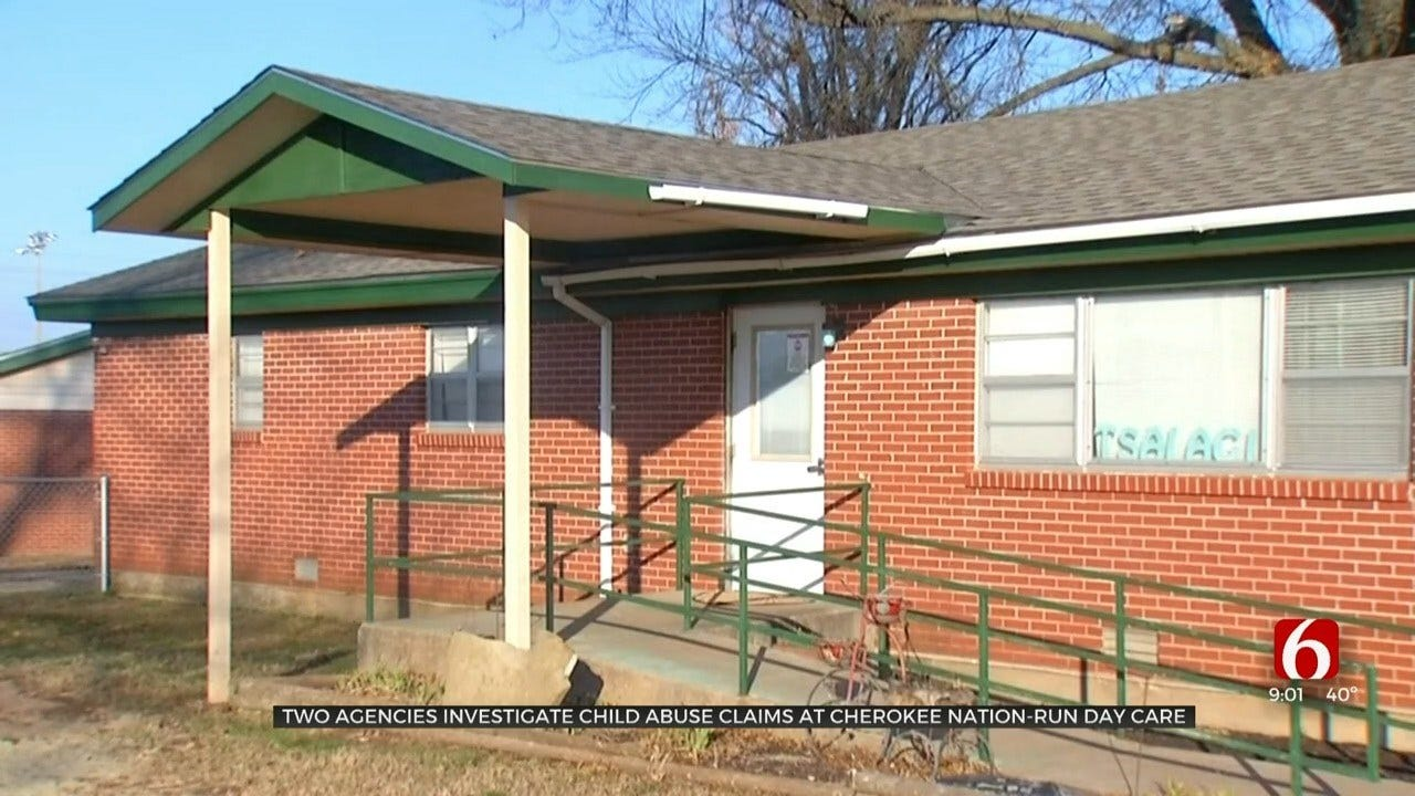 Cherokee Nation Day Care Being Investigated For Child Abuse Claims