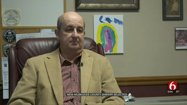 Muskogee County Has A New Sheriff - For Now