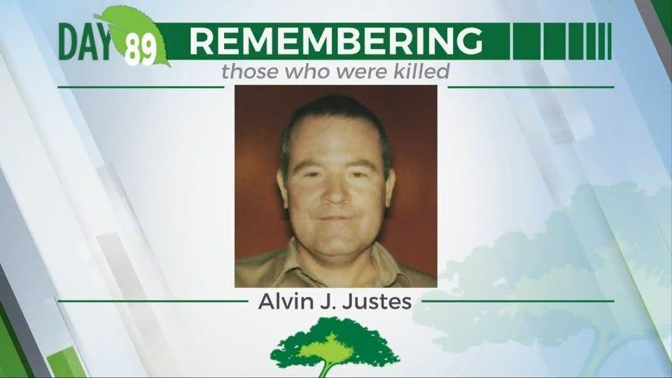 168 Day Campaign: Alvin J. Justes