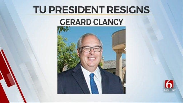 TU President Resigns Due To Medical Issues