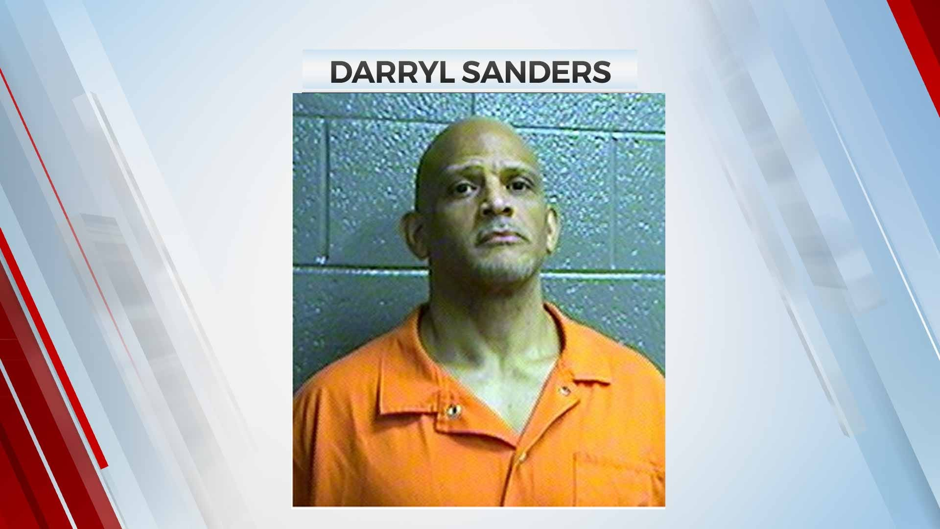 Tulsa Police Look For Escapee They Say Kidnapped His Ex-Girlfriend