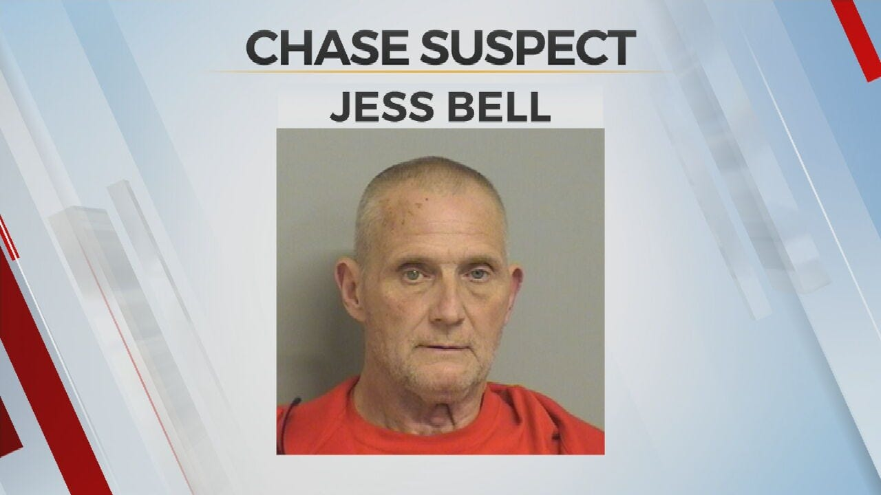 Police: Tulsa Man Arrested After Chase, Meth Found