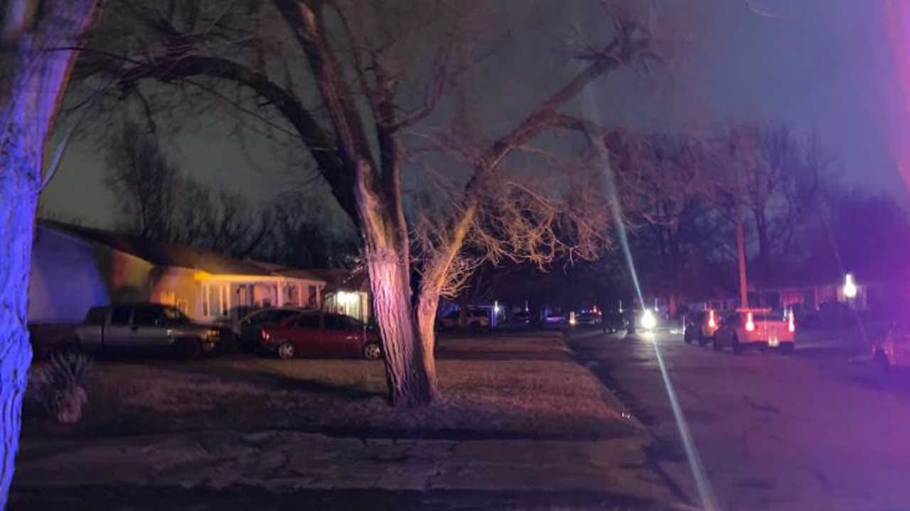 UPDATE: Police Search For Suspect After Man Shot While Inside Home