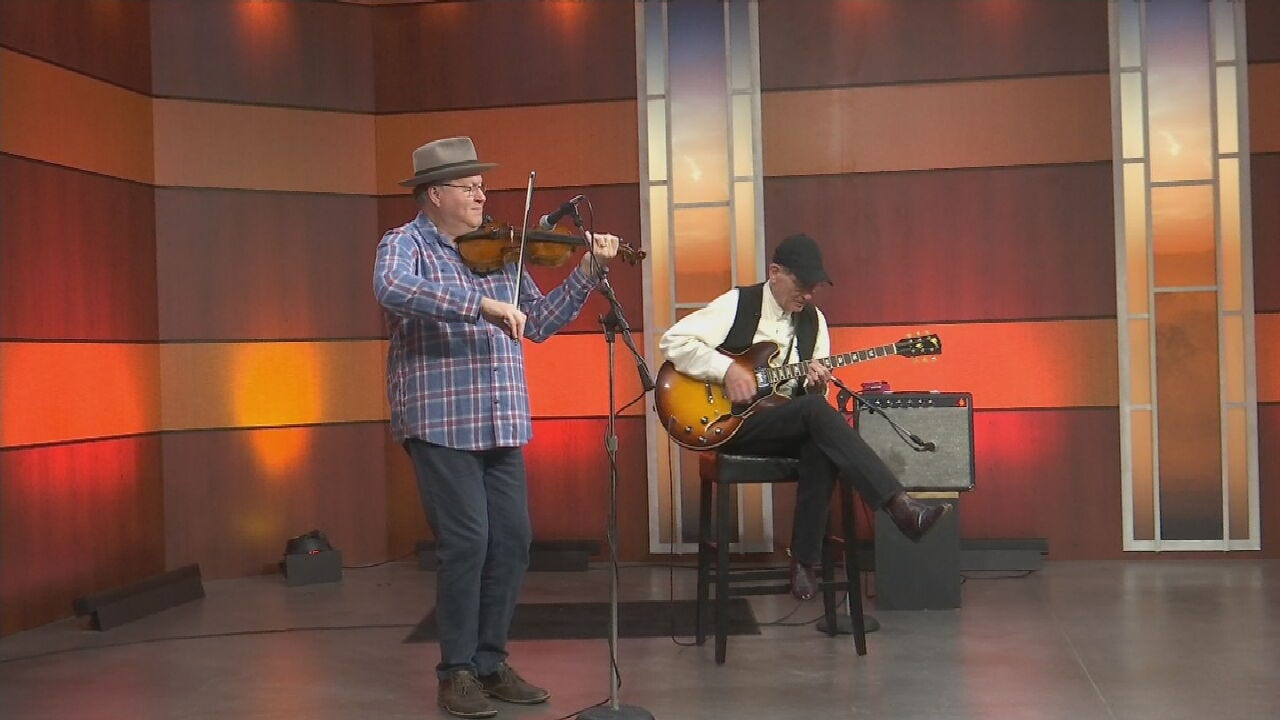 Oklahoma Jazz Hall Of Fame Holds Special Performance With Shelby Eicher