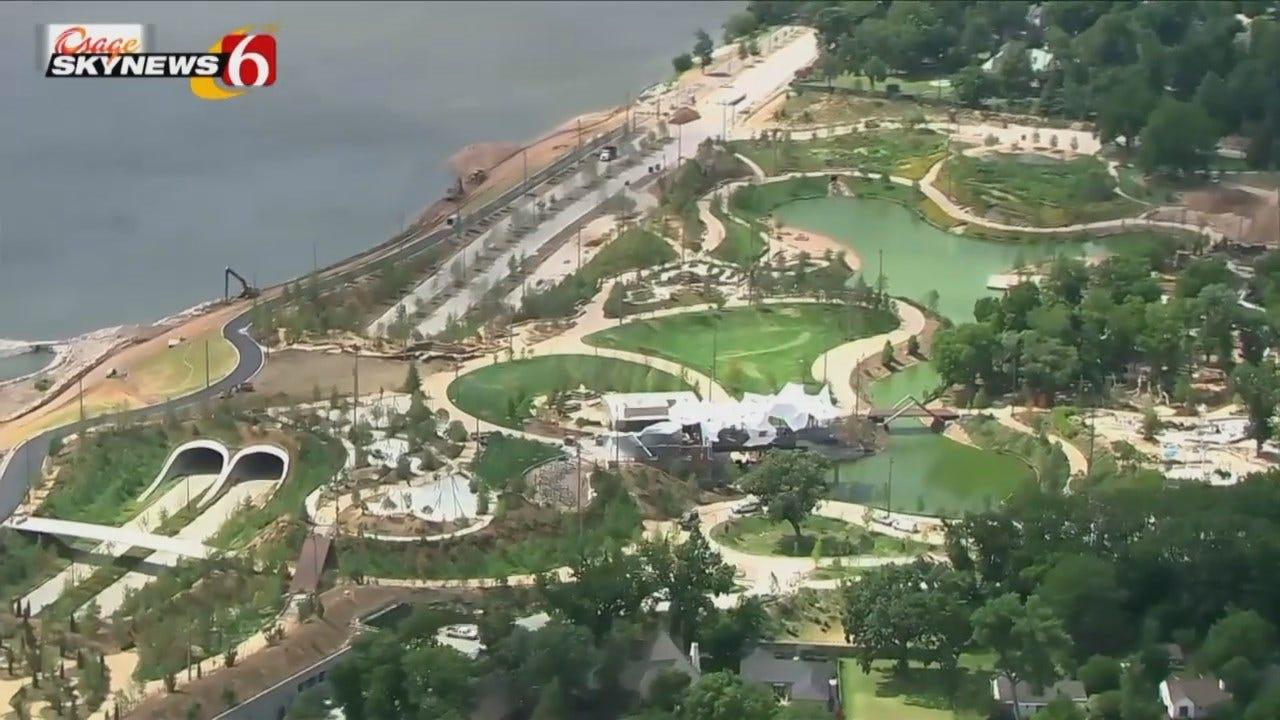 Osage SkyNews 6 HD: Tulsa's Gathering Place