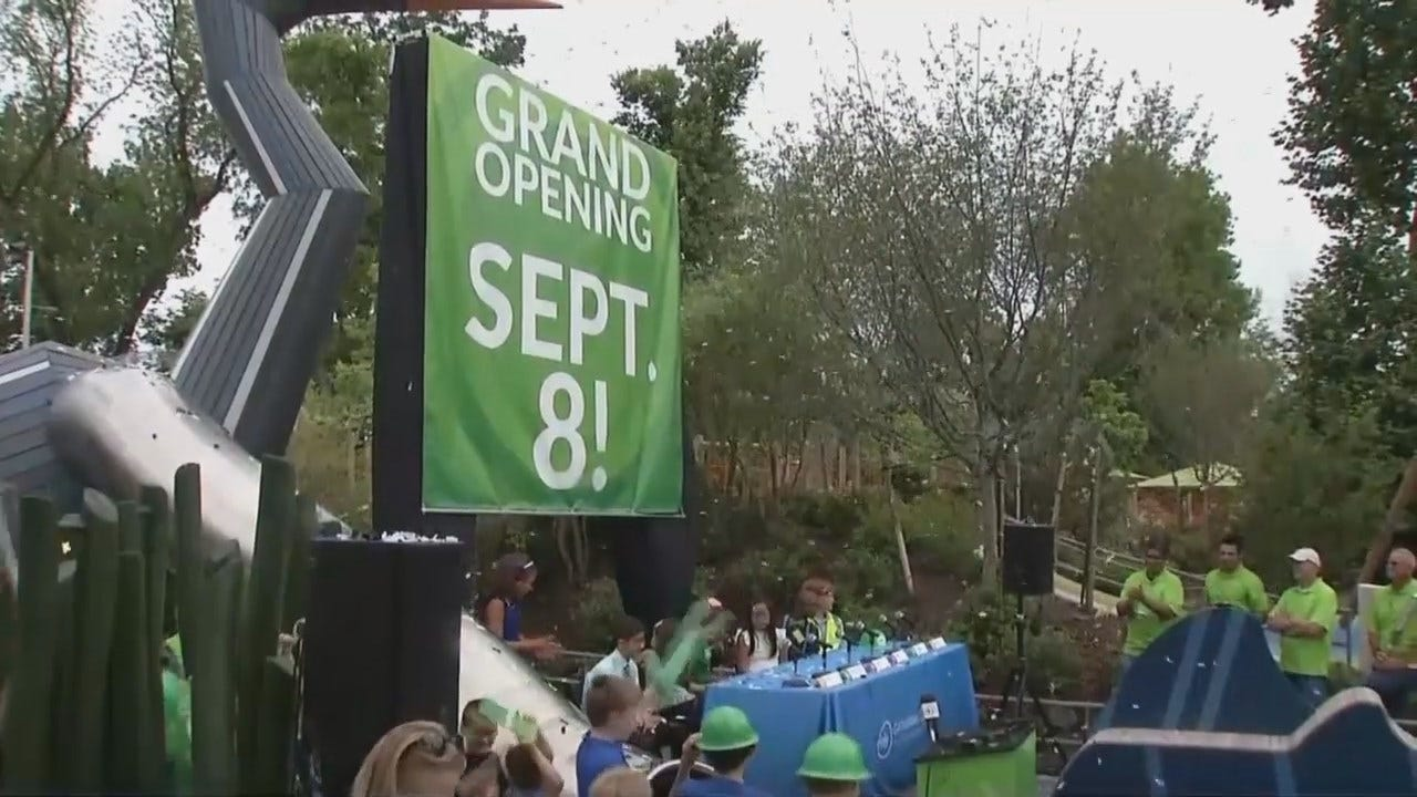WEB EXTRA: Gathering Place Opening September 8