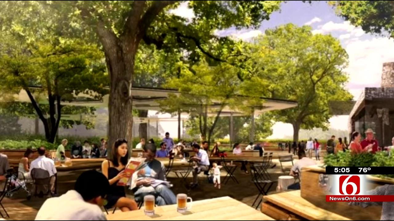 Kaiser Foundation Adding New Trees, Preserving Old For Gathering Place