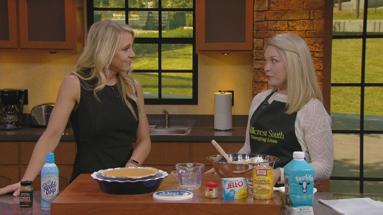 Wellness Wednesday: Dietician Shows Off Healthy Thanksgiving Tips