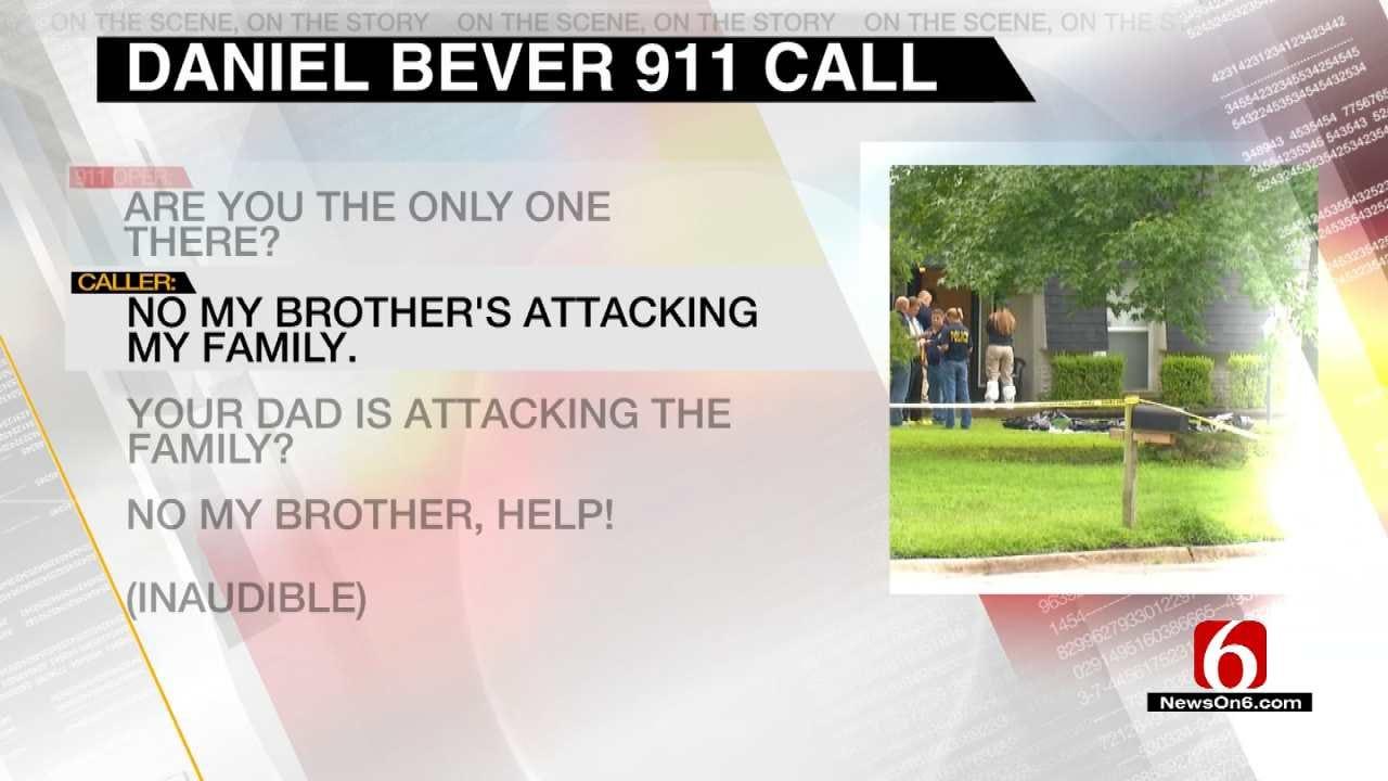 Murder Victim Daniel Bever Calls For Help