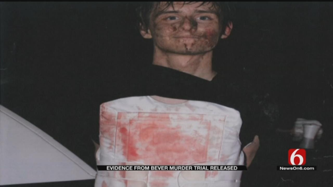 Evidence Released In Michael Bever Murder Trial