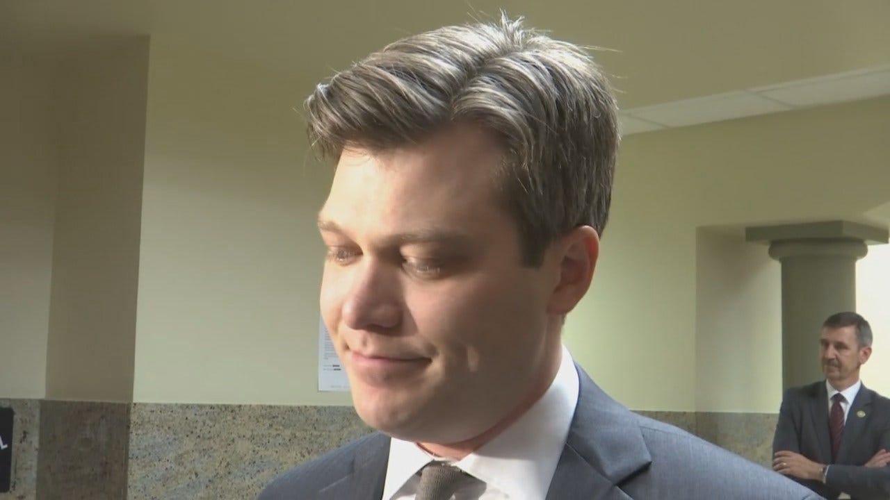 WEB EXTRA: Corbin Brewster Talks After Bever Guilty Verdict
