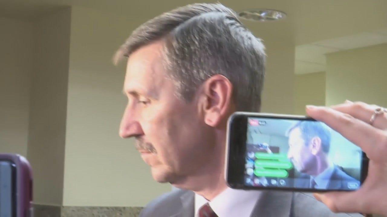 WEB EXTRA: Steve Kunzweiler Talks After Bever Guilty Verdict