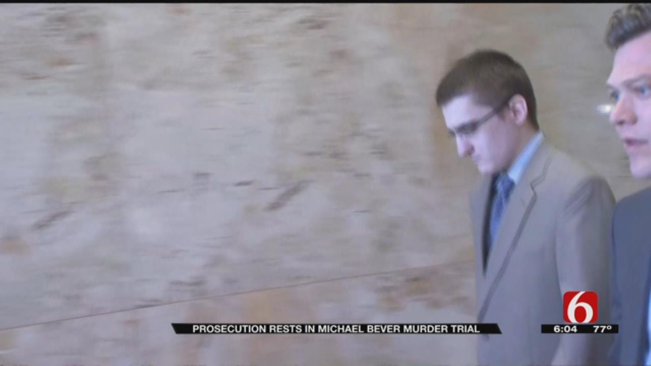 Michael Bever Interview Tape Played In Tulsa Courtroom