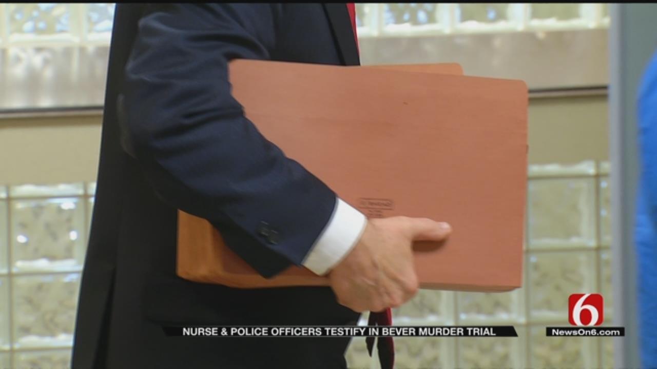 Nurse Takes Stand In Bever Murder Trial, Speaks Of Accusatory Note