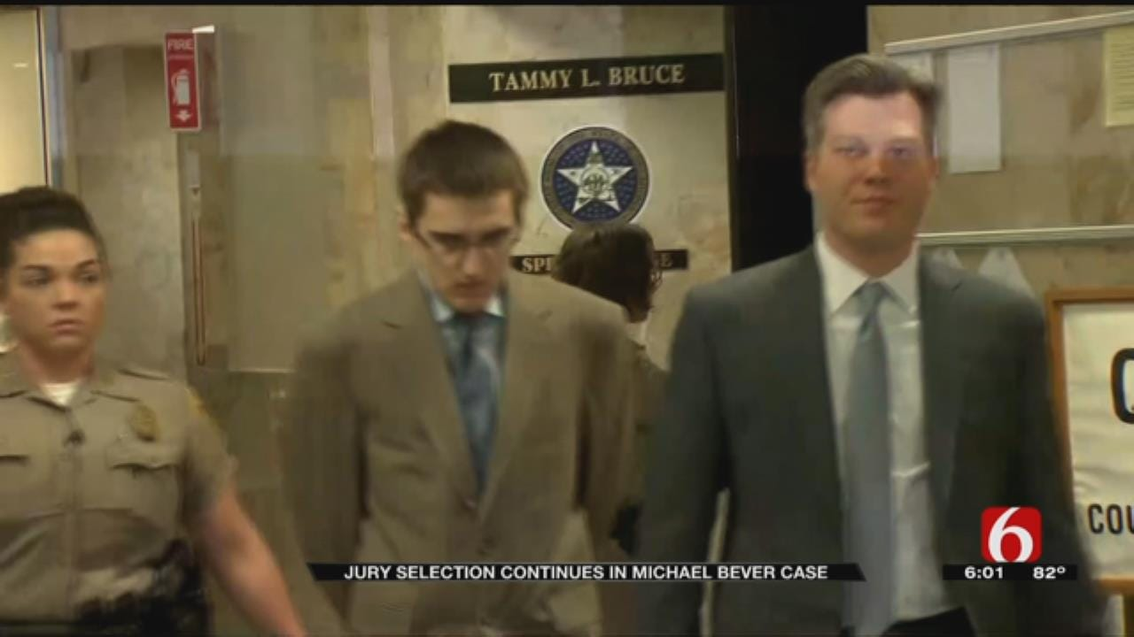 Michael Bever Murder Trial, Jury Selection Continues