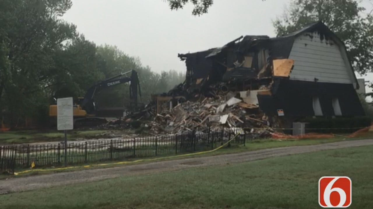 Joseph Holloway Reports From Bever House Demolition