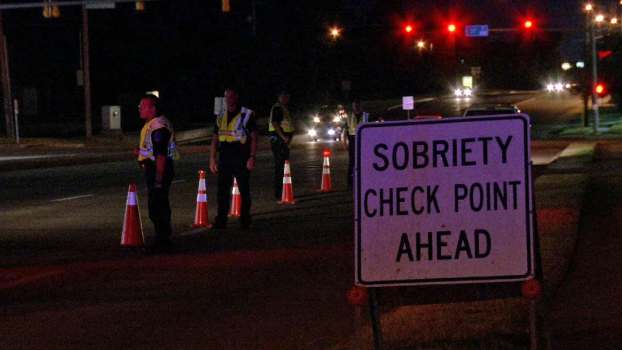 Study Finds Oklahoma 2nd Most Dangerous State for Drivers on New Year's