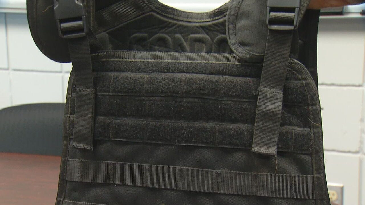 Wagoner County Sheriff's Office Receives New Body Armor
