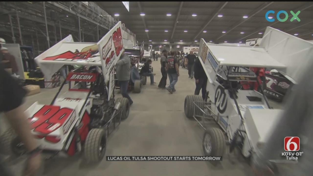 Preparations Underway For Annual Tulsa Shootout Racing Event