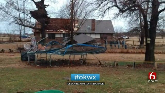 NWS Confirms Tornado Saturday In Broken Arrow