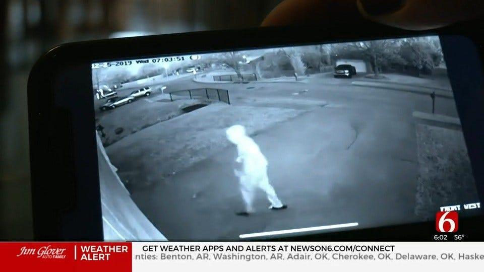 Broken Arrow Neighborhood Reports Several Break-Ins On Christmas Day