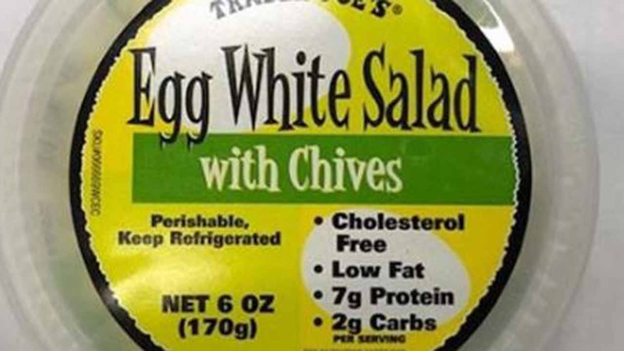 Trader Joe's Egg & Potato Salads Recalled Over Listeria Fears
