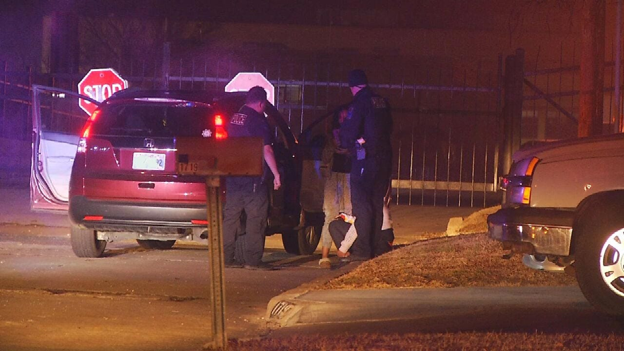 Teen Arrested After Leading Police On Chase In Stolen Car