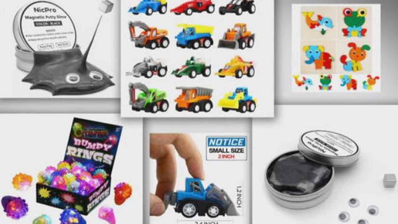 Some Toys Sold Online Don't Meet U.S. Safety Standards