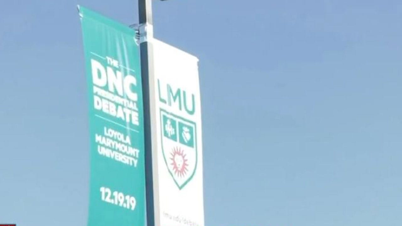 Qualifying Democratic Candidates Head To Debate Stage Thursday Night