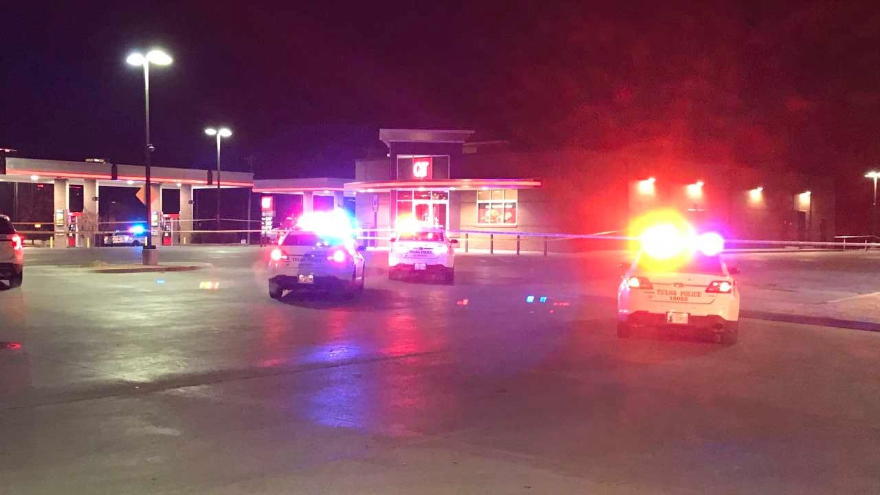 Tulsa Police Investigating After Officer-Involved Shooting