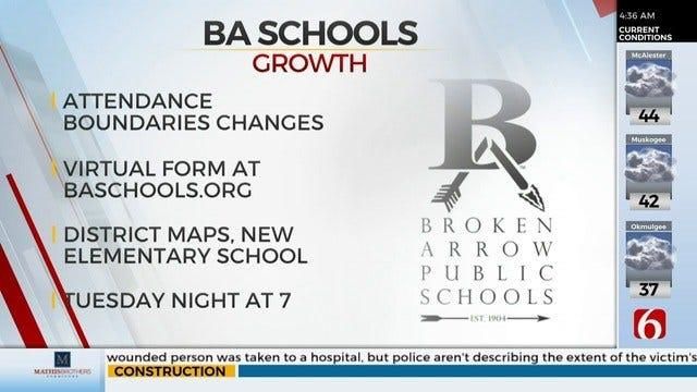 BA Public Schools To Hold Virtual Public Forum About Attendance Boundaries