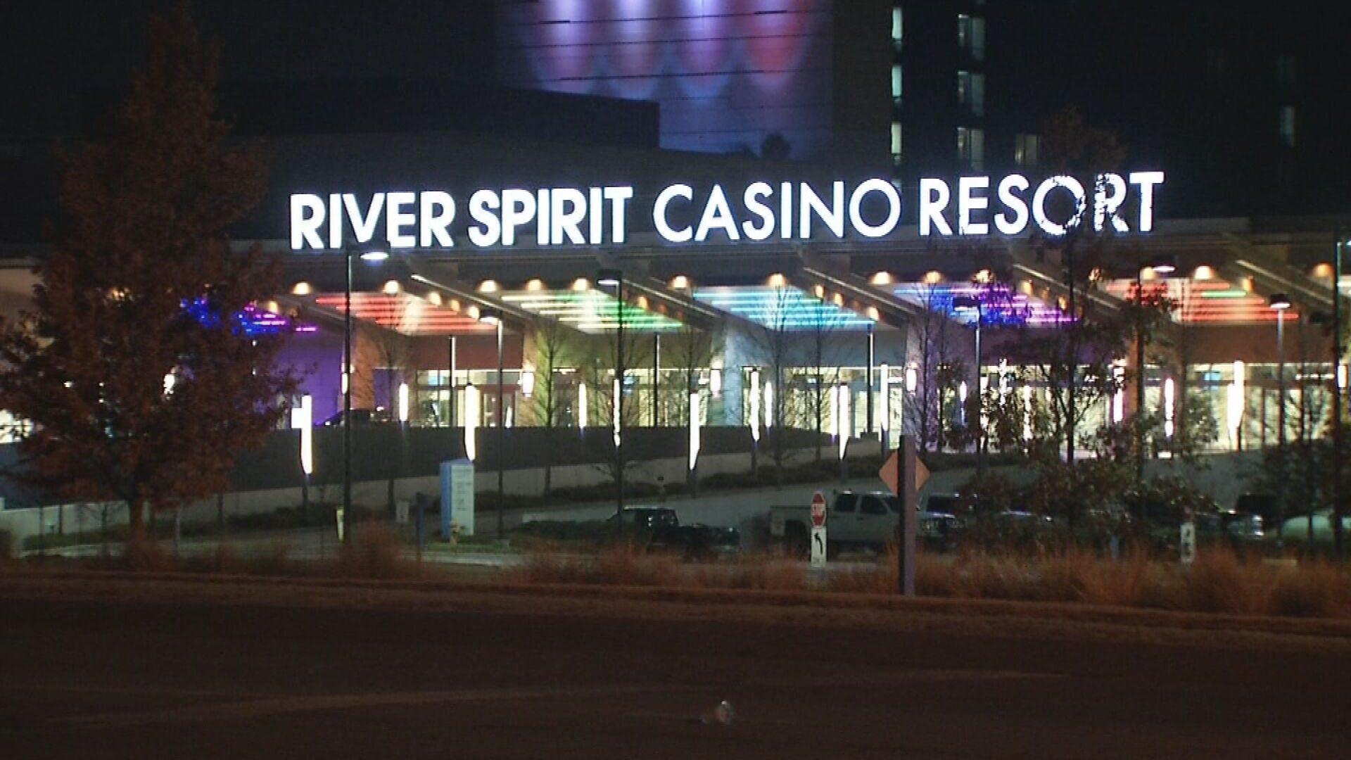River Spirit Casino Open Again After Overnight Evacuation