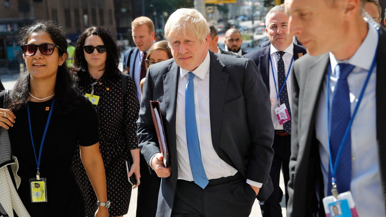 U.K. Election Landslide Prompts Boris Johnson To Tout 'Irrefutable' Brexit Mandate