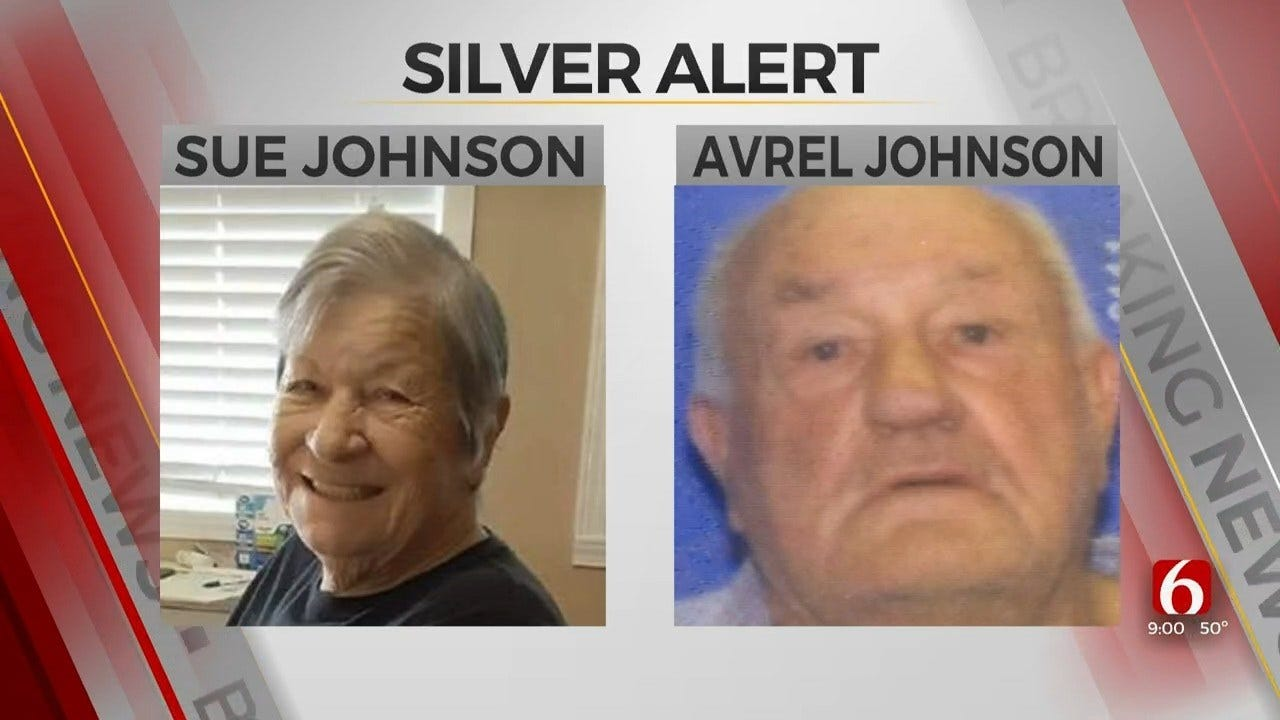 Owasso Police: Silver Alert Issued For Medication-Dependent Couple