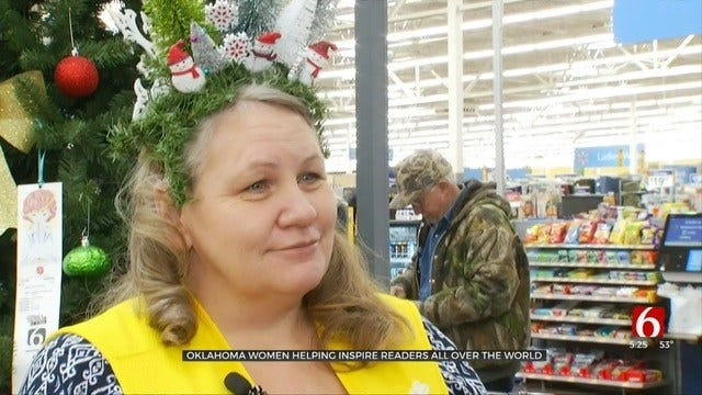 Glenpool Walmart Checker Featured In 'Chicken Soup For The Soul'