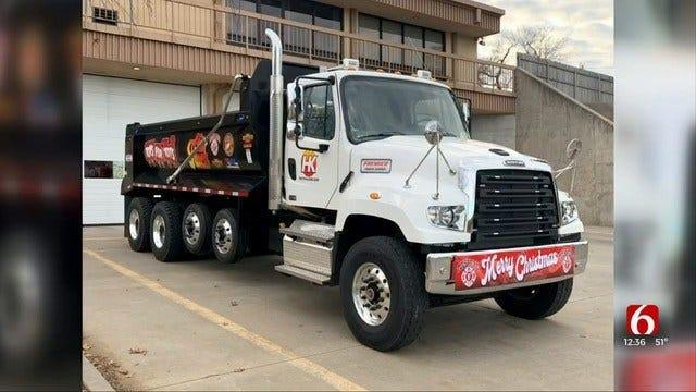 Bring Toys For Tots To Tulsa Christmas Parade Saturday