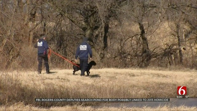 Rogers County Homicide Victim Search To Shift To Land Excavation