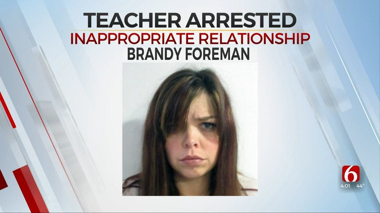 Sequoyah Co. Teacher Accused Of Inappropriate Relationships With 2 Students