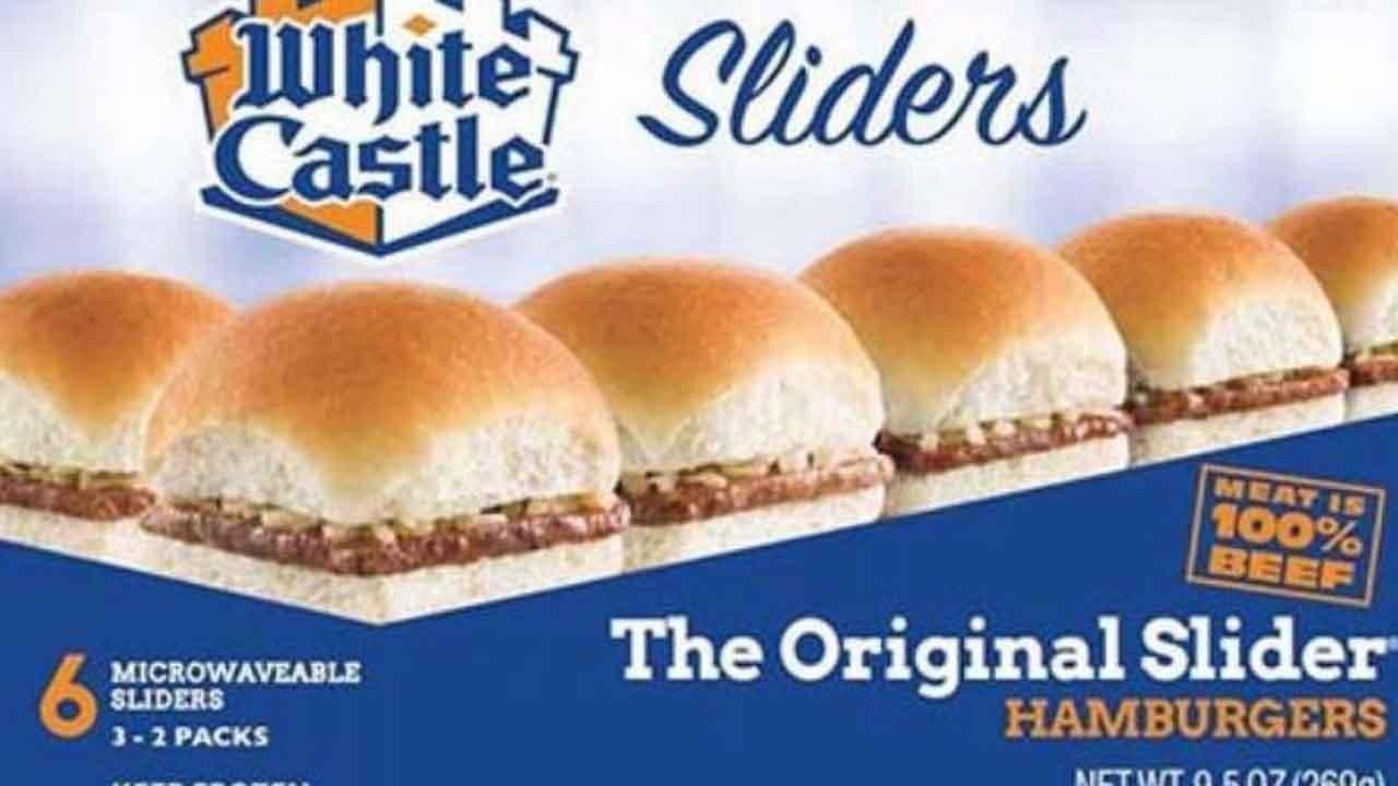 White Castle Recalls Frozen Burgers Over Listeria Fears