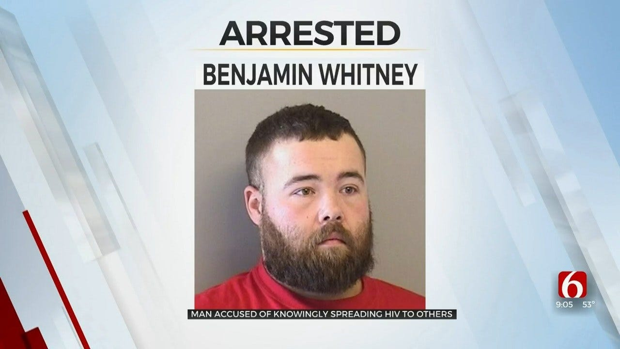 Bristow Man Arrested After Being Accused Of Knowingly Spreading HIV