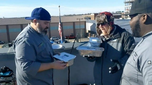 Free Chubbs: Chef Jeff Talks About Mission To Feed Hungry Kids In Eastern Oklahoma