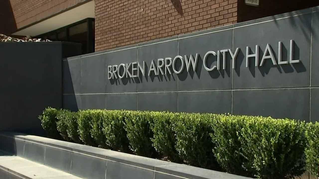 City Of Broken Arrow Holding Surplus Auction
