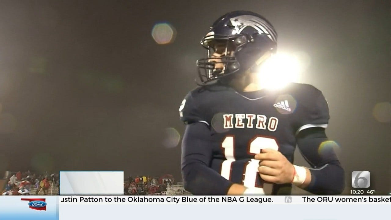 Metro Christian Advances After Win Over Washington