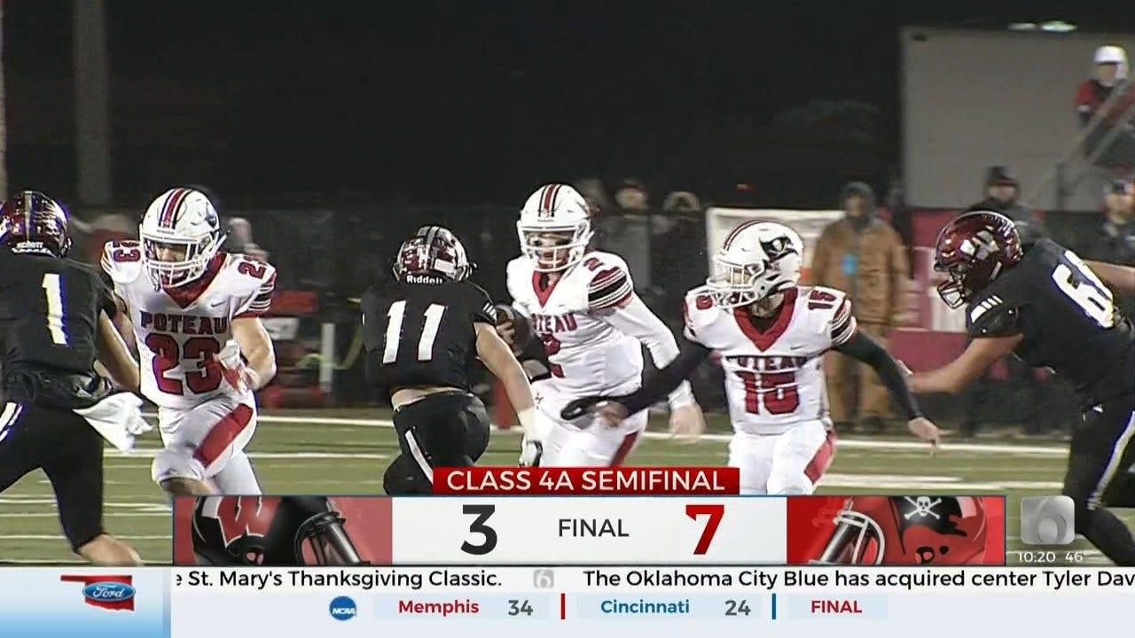 (Tulsa Area) High School Football Roundup: Playoffs Week 3